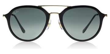 Ray-Ban RB4253 Black / Gold