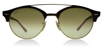 Ray-Ban RB4346 Tortoise / Gold
