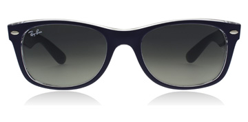 Ray-Ban RB2132 Blue / Transparent