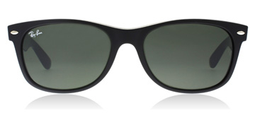 Ray-Ban RB2132 Black / Dark Purple