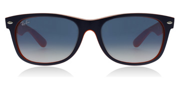 Ray-Ban RB2132 Blue / Orange