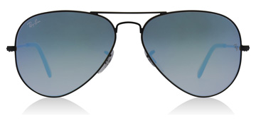 Ray-Ban RB3025 Shiny Black