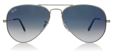 Ray-Ban RB3025 Silver