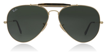 Ray-Ban Outdoorsman II Gold / Tortoise