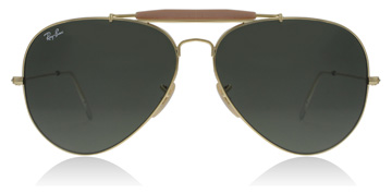 Ray-Ban RB3029 Gold
