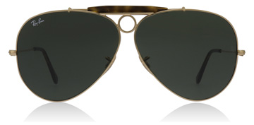 Ray-Ban Shooter Gold