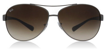 Ray-Ban RB3386 Silver