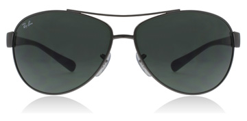 Ray-Ban RB3386 Gunmetal / Black