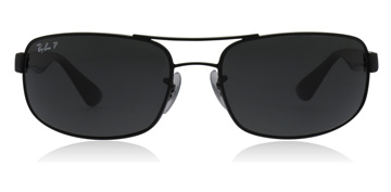 Ray-Ban RB3445 Matte Black