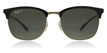 Ray-Ban RB3538 Black / Gold