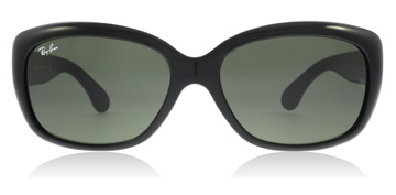 Ray-Ban Jackie Ohh Shiny Black
