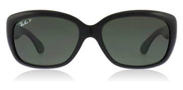 Ray-Ban Jackie Ohh Black Crystal