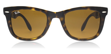 Ray-Ban RB4105 Light Havana / Crystal