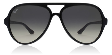 Ray-Ban CATS 5000 Shiny Black