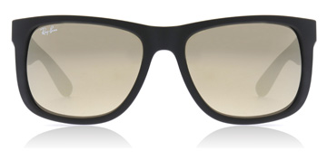 Ray-Ban Justin Rubber Black