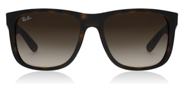 Ray-Ban Justin Rubber Light Havana