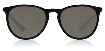 Ray-Ban Erika Shiny Black / Silver