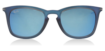 Ray-Ban RB4221 Blue Rubber