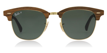 Ray-Ban RB3016M Walnut Rubber