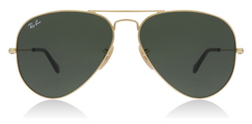 Ray-Ban RB3025 Gold