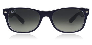 Ray-Ban New Wayfarer Matte Blue