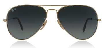 Ray-Ban RB3025 Gold / Tortoise
