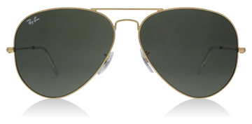 Ray-Ban RB3026 Gold