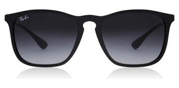 Ray-Ban Chris Matte Black