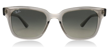 Ray-Ban RB4323 Transparent Grey