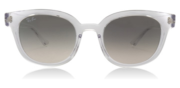 Ray-Ban RB4324 Transparent