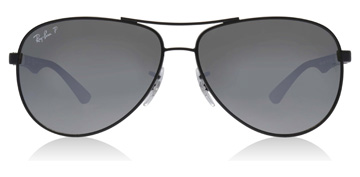 Ray-Ban RB8313 Shiny Black