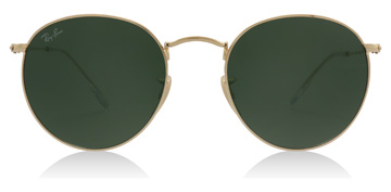 Ray-Ban Round Metal Arista