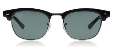 Ray-Ban Junior RJ9050S Age 4-8 Years Black / Silver