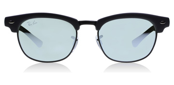 Ray-Ban Junior RJ9050S Age 4-8 Years Matte Black