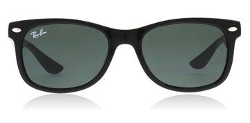 Ray-Ban Junior RJ9052S Age 8-12 Years Black