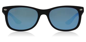Ray-Ban Junior RJ9052S Age 12-15 Years Black