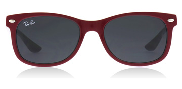 Ray-Ban Junior RJ9052S Age 8-12 Years Red / Grey