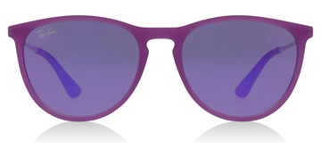 Ray-Ban Junior RJ9060S Age 8-12 Years Purple