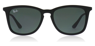 Ray-Ban Junior RJ9063S Age 8-12 Years  Rubber Black