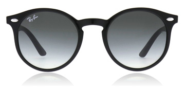 Ray-Ban Junior RJ9064S Age 4-7 Years Black