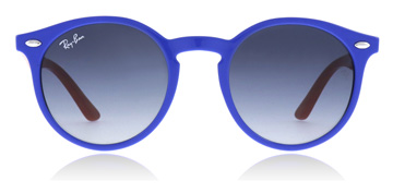 Ray-Ban Junior RJ9064S Age 8-12 Years Blue