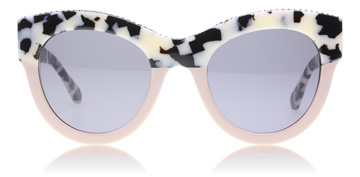Stella McCartney 0018S White Havana / Pink