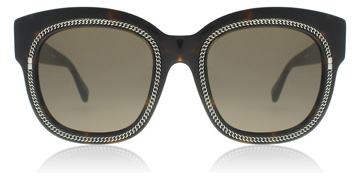 Stella McCartney SC0041S Havana Brown