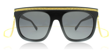 Stella McCartney SC0043S Black Smoke