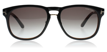 Tom Ford Franklin Black / Tortoise