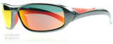 Bolle Swift Shiny Anthracite and Red 11636 Polarised