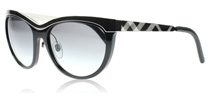 Burberry 3076Q Black and SIlver 100111