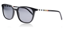 Burberry 4144 Black 300181 Polarised