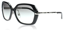 Burberry 4153Q Black and SIlver 300111