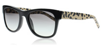Burberry 4161Q Black Spots and Cream 300111